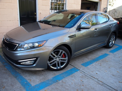 2013 Kia Optima SX Limited