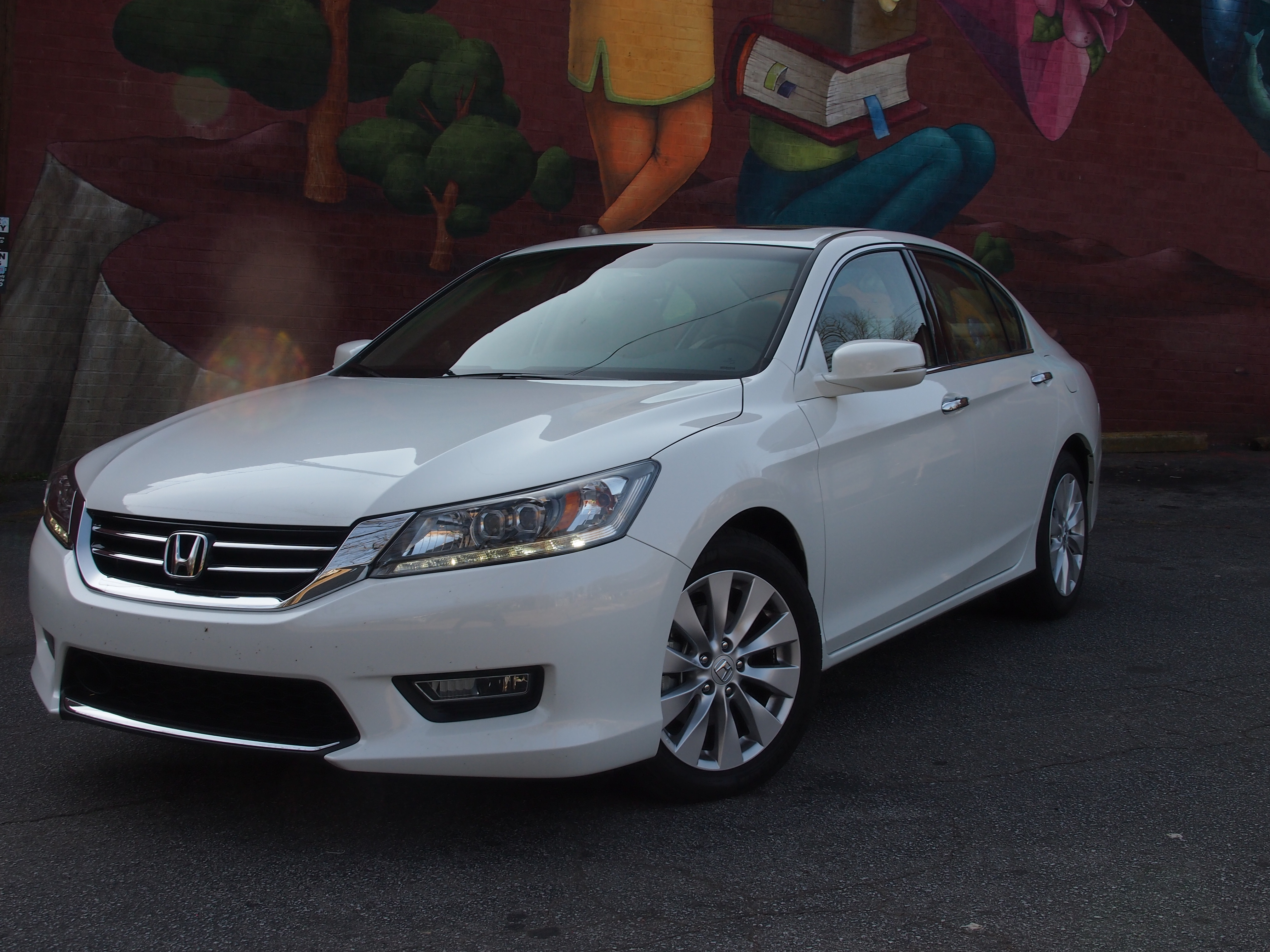 The Amazing New Honda Accord