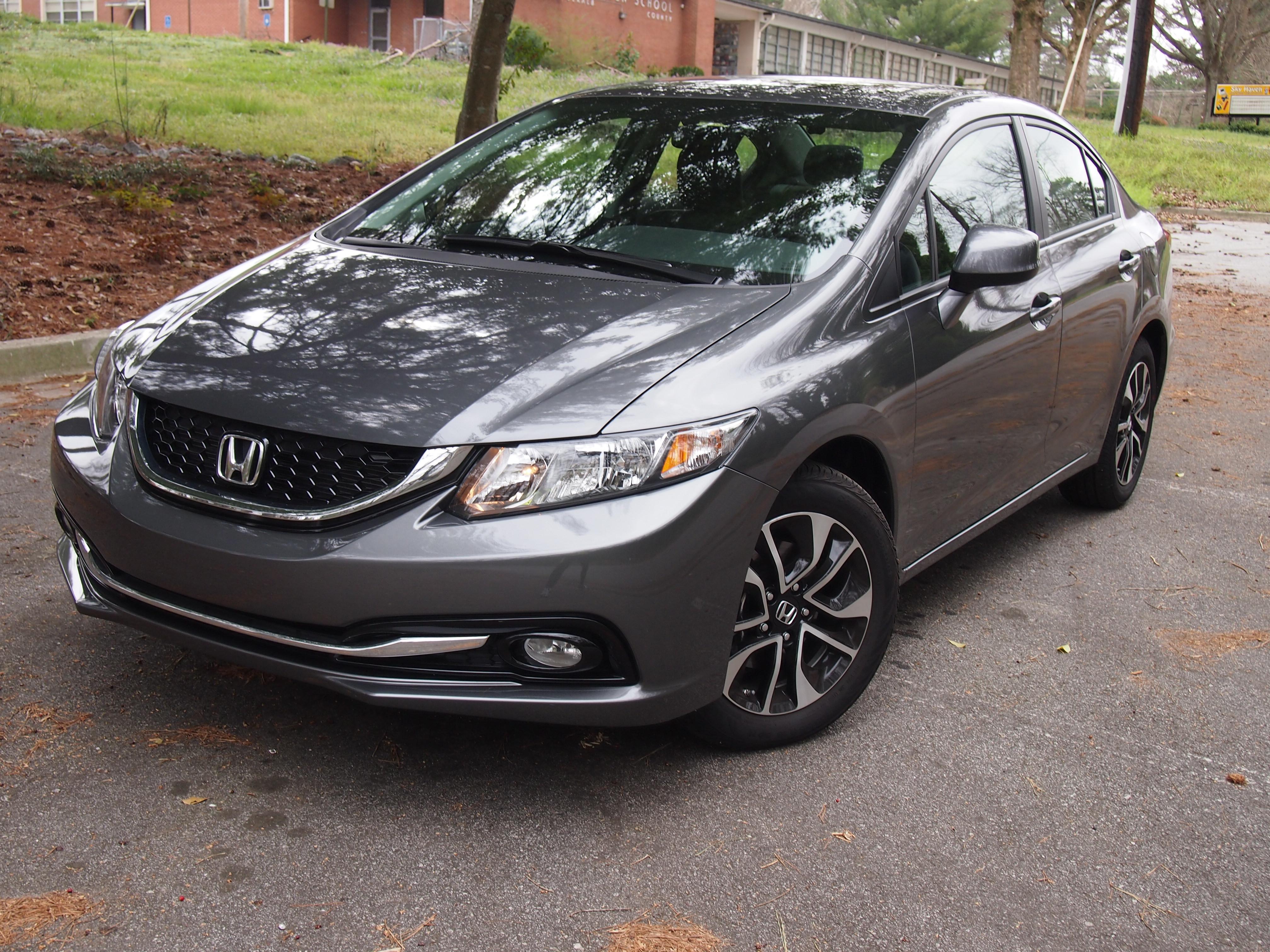 2013 Honda Civic Ex L Worst Cars Ever Pinterest