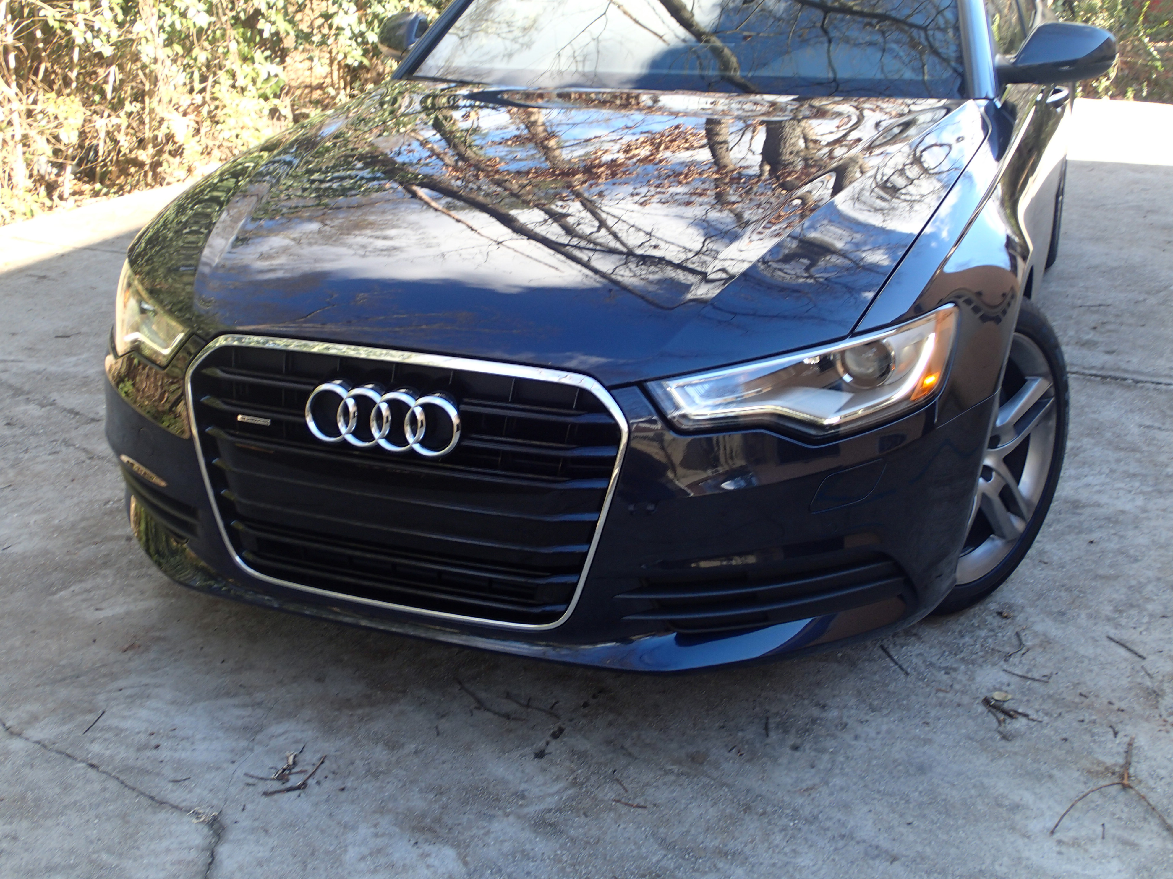 Audiliscious The Audi A Traveling In My World - My audi com